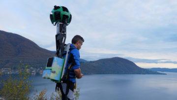Google-trekker-lago-orta
